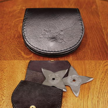 THE KILLER LEATHER 手裏剣 CASE