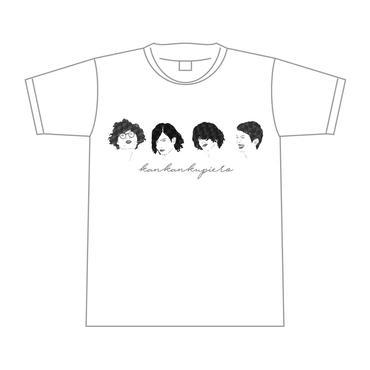 似顔絵 Tシャツ