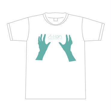 鷲掴み Tシャツ