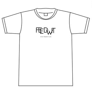 ロゴ BIGT <ホワイト>【FEEDWIT】