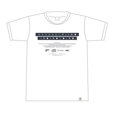 <new!!> IROIROTOIRO TOUR Tシャツ ホワイト
