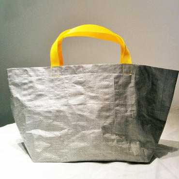 Waterproof tote (Yellow)