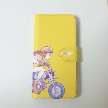 手帳型ケース MonkeyBike