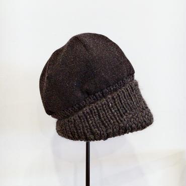 ニット帽  18AW-07 LOM(chisaki)