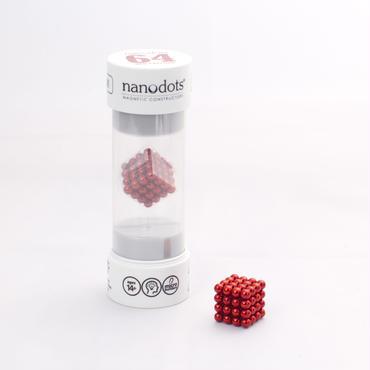 Nanodots 64 Red