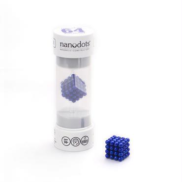 Nanodots 64 Blue