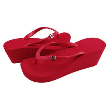 7CM Wedges - Red