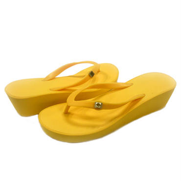 5CM Wedges - Yellow