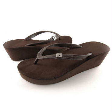 5CM Wedges - Brown