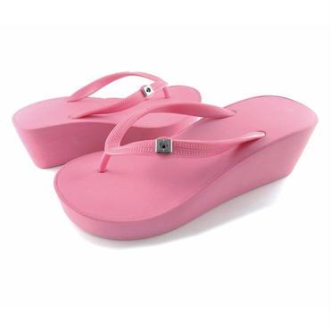 7CM Wedges - Pink