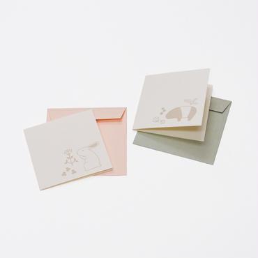 ぽれぽれKAPPANカード【全2種】