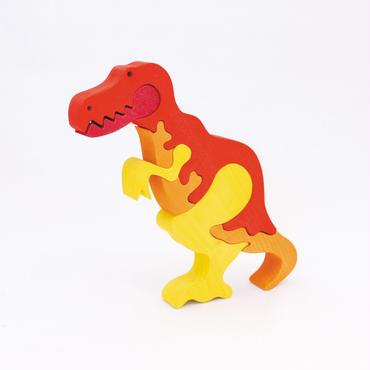 アニマルパズル-ティラノサウルス-