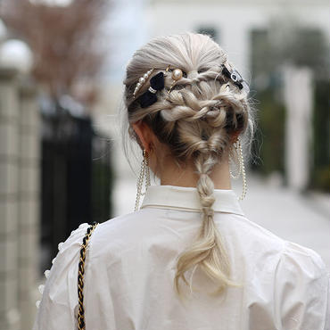 【pour Mademoiselle】ヘアピンセット