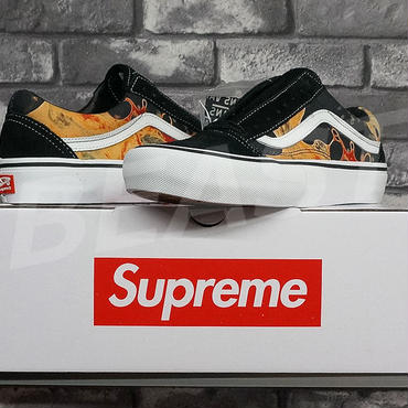 SUPREME VANS Blood and Semen Old Skool シュプリーム バンズ