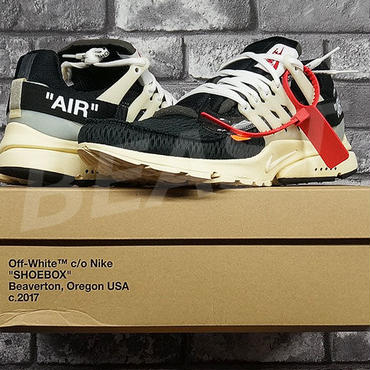release date: a29fc a1bc8 NIKE OFF-WHITE THE TEN AIR PRESTO AA3830-001 28CM ナイキ エアプレスト