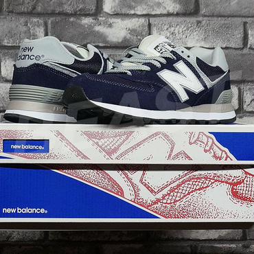 new balance ML574VIC DARK NAVY 26.5CM ニューバランス