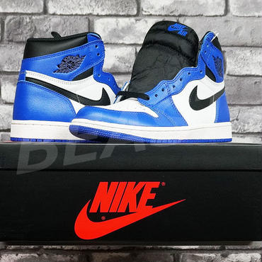 AIR JORDAN 1 RETRO HIGH OG GAME ROYAL 555088-403  ナイキ エアジョーダン