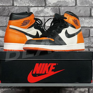 NIKE AIR JORDAN 1 RETRO HIGH OG SHATTERED BACKBOARD HOME 555088-005 ナイキ エアジョーダン