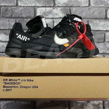NIKE OFF-WHITE THE TEN AIR PRESTO AA3830-002 ナイキ エアプレスト