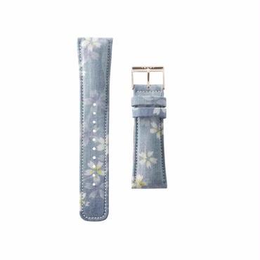 Blossom Denim Light Belt