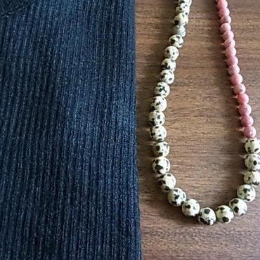 Stone Necklaces (ジャスパー&ロードナイト)