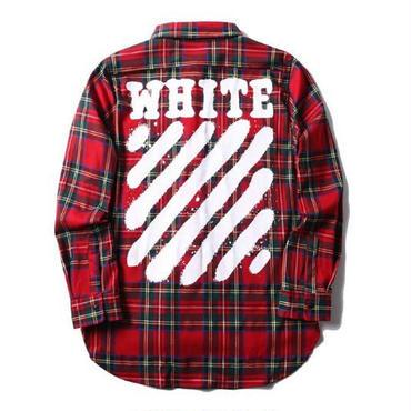 OFFWHITE(オフホワイト) Tシャツ/長袖シャツ/ワイシャツ/男女兼用