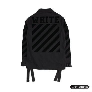 OFF-WHITE(オフホワイト)OFF-WHITE /春メンズ トップス長袖無地カップルアウター /男女兼用