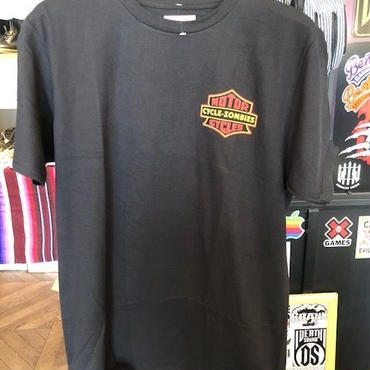 Cycle Zombies MOTOR Tシャツ