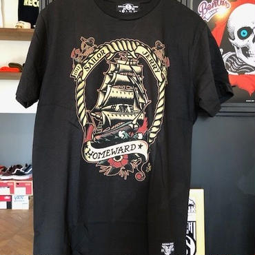 SAILOR JERRY VOYAGE HOME Tシャツ