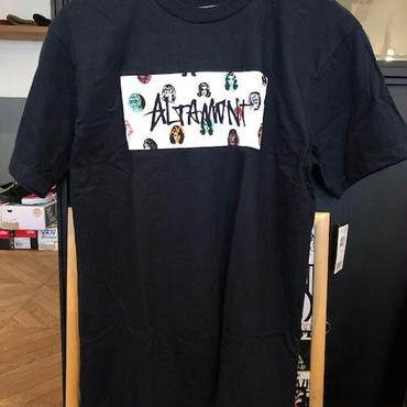 ALTAMONT LABEL FILL Tシャツ