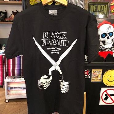 BLACK FLAG EVERTHING WENT Tシャツ