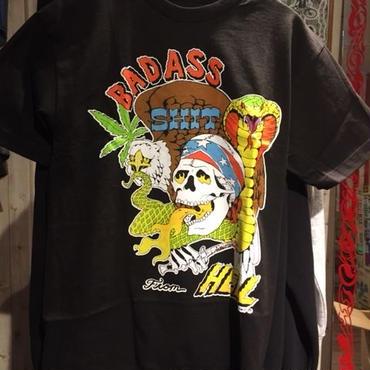 SHOW CLASS BADASS Tシャツ
