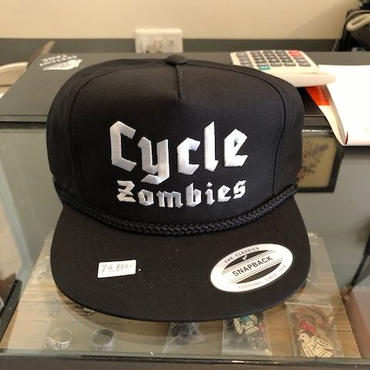 Cycle Zombies BLITZKRIEGスナップバックキャップ