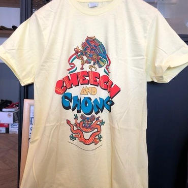 CHEECH&CHONG ALBUM Tシャツ
