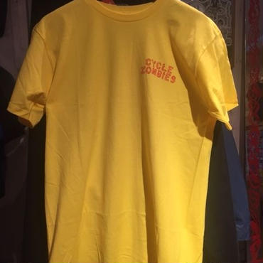 Cycle zombies CAMP OUT Tシャツ