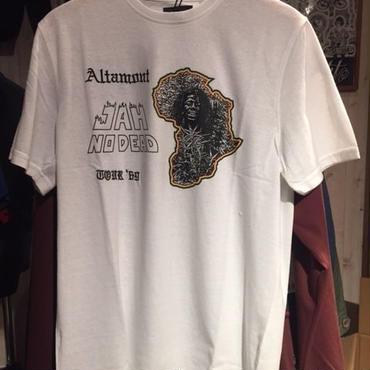 ALTAMONT JAH NO DEAD Tシャツ