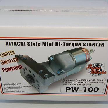 ハイトルク スターターモーター HITACHI Style Mini Hi-Torque Starter