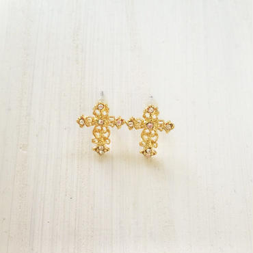 small cross pierce