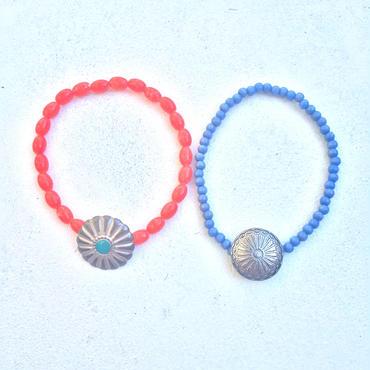 concho  bracelet
