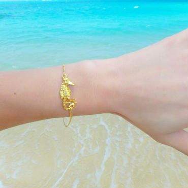 sea house bracelet