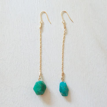 amazonite pierce