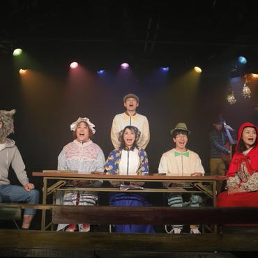 トリコ・A演劇公演2015「赤ずきんちゃん」DVDブルーレイ