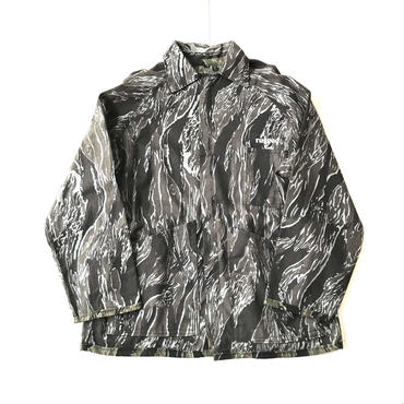 RUGGED on VINTAGE STENCIL ARCH reversible jacket タイガーカモ M