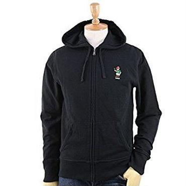 POLO RALPH LAUREN POLO BEAR Zip-Up hoodie ブラック XL