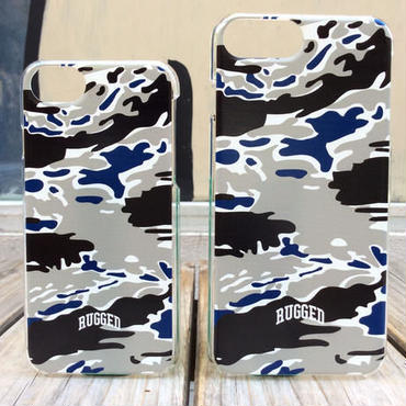 RUGGED SMOKIN TIGER iPhone 6/7 case グレー