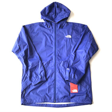 【ラス1】THE NORTH FACE HYVENT BAKOSSI jacket ボルトブルー L
