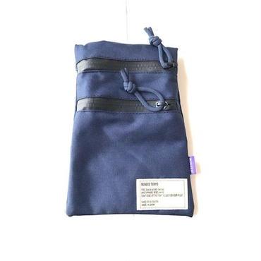 【ラス1】RUGGED sacoshe bag ネイビー