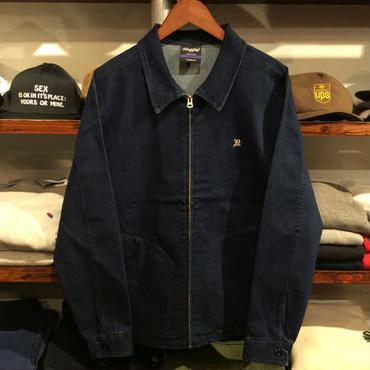 RUGGED OLD R swing top インディゴ L