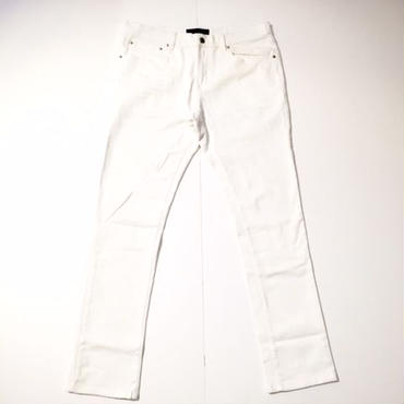 【SALE】Phantom NYC TWILL SKINNY stretch pants ホワイト XL