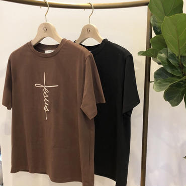 (select)刺繍ロゴT
